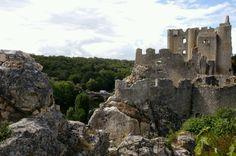 Ruins of Chateau de Lusignan