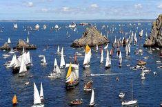 l'expo universelle de la voile a Brest . . . pourquoi pas.