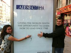 Join #AIESEC!