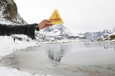 Toblerone chocolate was inspired by the triangular shape of Matterhorn, Switzerland