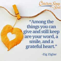 "From Chicken Soup for the Soul: The Joy of Christmas, ""Gifts of Hope"" ""The doctor stared into my eyes, 'I'm sorry,' he said. 'Your condition is permanent.'"" Read more: http://www.chickensoup.com/book-story/201844/20-gifts-of-hope"