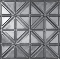 Right On Shanko Tin Plated Steel Ceiling Tile 215