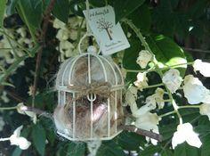 Native Bird Nester - Llama Fibre (Small)