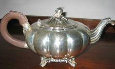 Rogers Canada - Silver Plate Tea Set