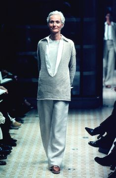 greyslate: Hermès by Martin Margiela Spring/Summer 1999/2000.