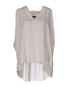 ISABEL MARANT Blouse. #isabelmarant #cloth #dress #top #skirt #pant #coat #jacket #jecket #beachwear #