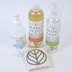 Branch Basics - helt naturlig vaskemiddel | Naturlig Liv