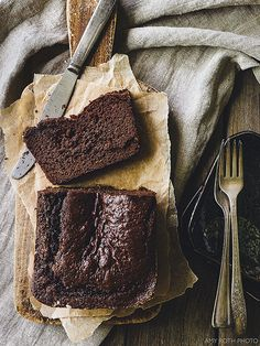 Paleo Chocolate Zucchini Bread (almond flour) #food #paleo #glutenfree