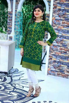 Pakistani Casual Wear, Pakistani Dresses, Casual Formal Dresses, Simple Dresses, Fashion Pants, Women's Fashion Dresses, Indian Attire, Indian Fashion, High Fashion