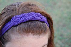 Style Me Up: DIY : Cool T-Shirt headband