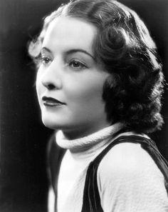 Barbara Stanwyck, Warner Bros. Publicity 1934.