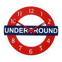 London Underground Clock