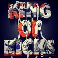 #sneakerart #artist @schultzdzn