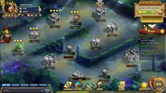 Empire Revenant is a Free-to-play, Strategy Role-Playing MMO Game MMORPG, in a epic world full of historical figures and mythological characters.