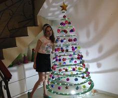 L'albero di Natale è, con la tradizione del presepe, una delle più diffuse usanze natalizie. Si tratta in genere di un abete (o altra conifera sempreverde) addobbato con piccoli oggetti colorati, luci, festoni, dolciumi, piccoli regali impacchettati e altro. Questo può essere portato in casa o tenuto all'aperto, e