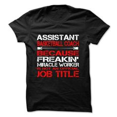 I Love Assistant Basketball Coach Tshirt and Hoodie T shirts #tee #tshirt #Job #ZodiacTshirt #Profession #Career #assistant