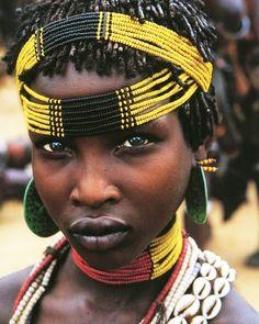 african tribal women | Uploaded to Pinterest