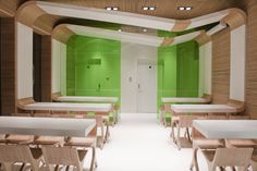 Eco-Restaurante Fast Food It Me / Joanna Pszczólka + Lukasz Brandys
