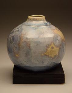 """Studio Ceramico Giusti"" (Italy). 2017 Argilla. Aubagne. France. International pottery fair. Sandstone. Vessel"