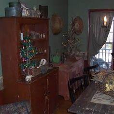 Primitive dining room | Primitive Dining Rooms | Pinterest