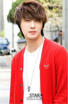 Jung Ii Woo, Red And White, Handsome, Instagram