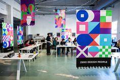 ZERO DESIGN FESTIVAL design Paolo Giacomazzi www.paologiacomazzi.com Set up design for Zero Edizioni, Museo Leonardo Da Vinci, Milan 2013.