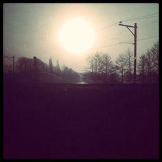 Ochtendgloren (Taken with instagram)