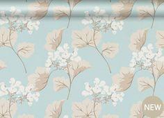 Millwood duck egg wallpaper