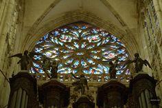 Saint-Ouen Abbey (Rouen, Francja)