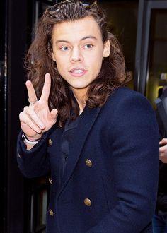 Harry Styles at BBC Radio 2