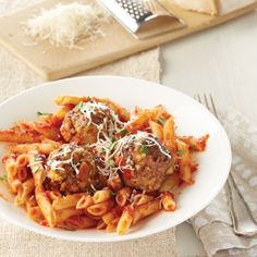 Beef-and-Sausage Meatballs