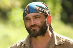 Russell Hantz on Survivor. I could NOT stand this man!!!!<<<really he was my favorite player EVER