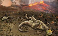 Mais um momento Discovery Channel: A flatulência dos dinossauros herbívoros pode ter causado o aquecimento do planeta há 150 milhões de anos, segundo um estudo divulgado no Reino Unido. A pesquisa,...