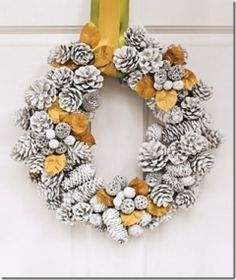 Beautiful and Creative Holiday Wreaths!