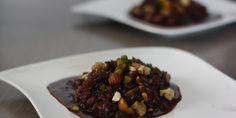 Risotto 100% italie avec cette recette originale, vegan et sans gluten !