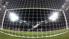 Isaksson Euro 2012: Sweden vs England