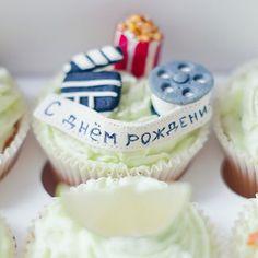 Капкейк на День Рождения видео-оператора!