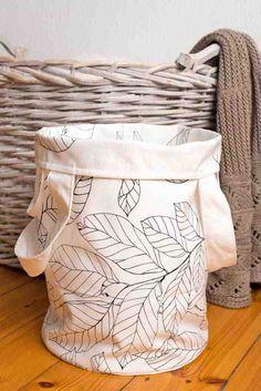 DIY: Comment coudre un sac à linge Plus