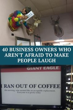 If you own your own business or know some business owners, you know just how serious the responsibility of owning your own shop is. That is why it is good to see a company that doesn't take itself too seriously. One way that some companies use to lighten the mood is through humor. These companies have decided to take a light-hearted approach to their customers by trying to interject a little humor into their day-to-day workings. For the most part, this humor has endeared them to their…