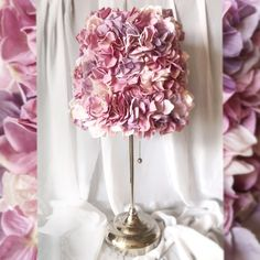 Lampka nocna wykonana ręcznie ze sztucznych kwiatów🌺 Pesso Atelier Vogue, Shades, Home Decor, Atelier, Decoration Home, Room Decor, Sunnies, Home Interior Design, Eye Shadows
