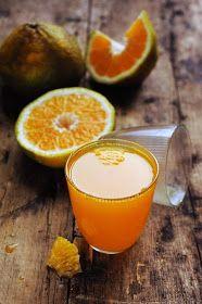 Cocktail Ugly mandarines rosé