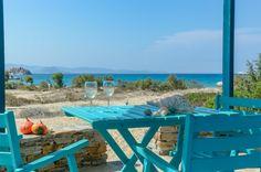 Victoria Studios and Apartments in Naxos, Mikri Vigla Outdoor Furniture Sets, Outdoor Decor, Studio Apartment, Travel Around, Pavilion, The Good Place, Naxos Greece, Bbq, Island