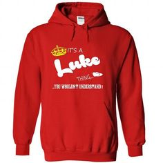 Its a Luke Thing, You Wouldnt Understand !! tshirt, t shirt, hoodie, hoodies, year, name, birthday #hoodie #style