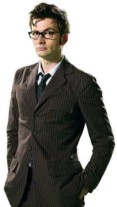 David Tennant as Hermes