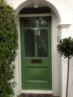 Edwardian C 1900 1925 Front Door Uk My Love Of Doors