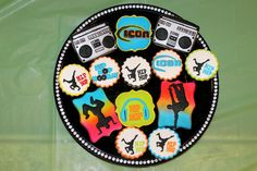 Hip Hop Sugar Cookies