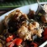 Adobong Hito, also called Catfish Adobo, is a seafood version of the classic Filipino dish of Pork and Chicken Adobo. The original recipe of Philippine Adobo is made up of meat, soy sauce, garlic, and vinegar.