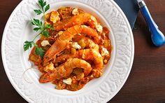 "Shrimp ""Saganaki"" - Greece Is"