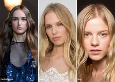 Spring/ Summer 2016 Hairstyle Trends: Wavy Hairstyles