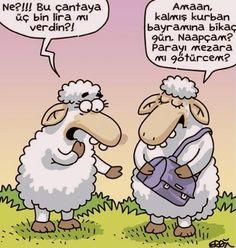 Erdil Yaşaroğlu'nun En Komik Karikatürleri